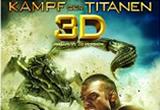 Kampf der Titanen auf Blu-Ray in 3D