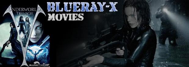 Underworld Trilogie auf Blu-Ray