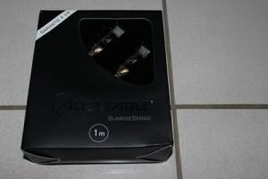 Aliencable-Verpackung