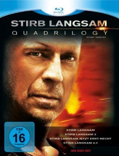Stirb Langsam Quadrilogy