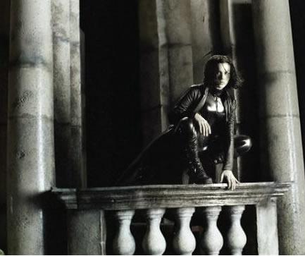 Underworld-Filmzene